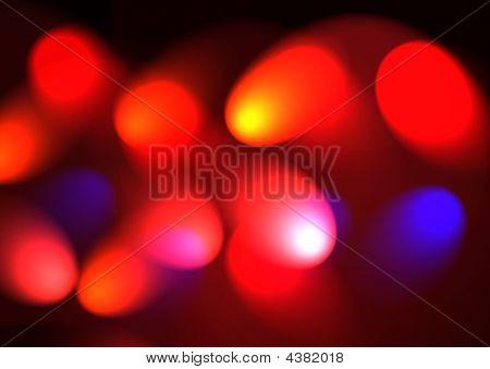 Abstract Light Nodules