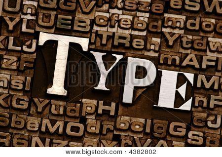 Type Plus Background