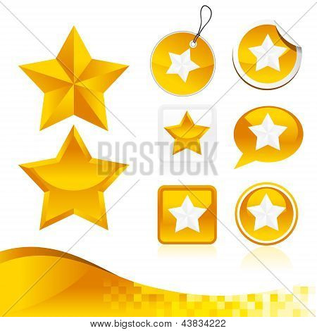 Golden Star Design Kit