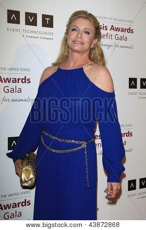BEVERLY HILLS - Mär 23: Shannon Tweed auf die 2013 Genesis Awards-Benefiz-Gala im Beverly Hilton