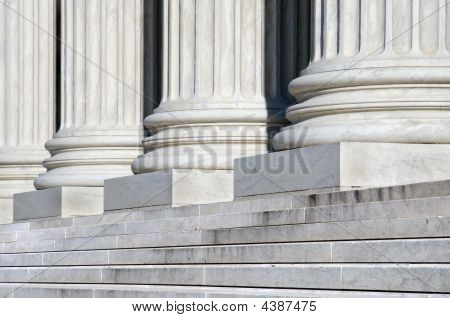 Supreme Court Steps