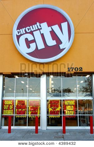 Circuit City Bankrupt