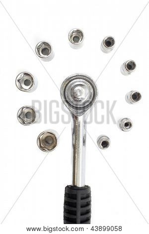 Photo of Turnstile wrench