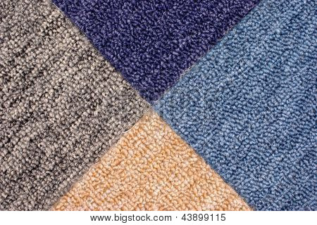 Photo of Carpet models