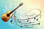 foto of g-string  - Illustration of a musical instrument - JPG