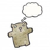 picture of wombat  - cartoon wombat - JPG