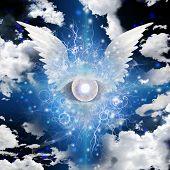 image of illuminati  - Winged Eye - JPG