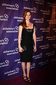LOS ANGELES - MAR 20:  Sarah Rafferty arrives at the 21st Annual A Night at Sardi's to Benefit the A