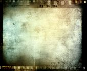 stock photo of strip  - Film negatives frame - JPG