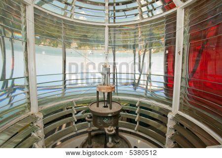 Lighthouse Bulb And Fresnel Optic