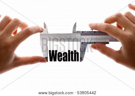 The Size Of Our Wealth
