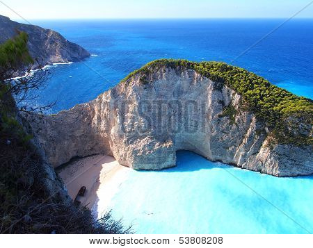 The Bay Of Laganas, Zakynthos