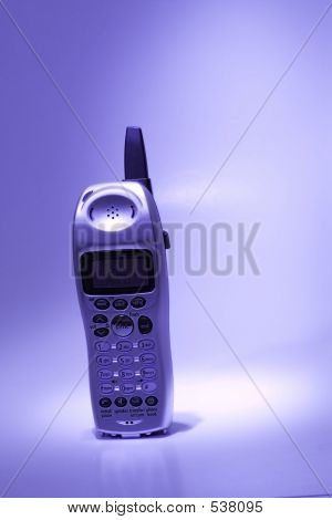 Isolated Telephone