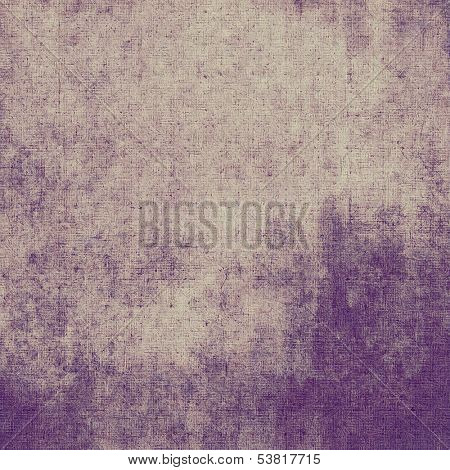 Vintage texture with space for text or image, grunge background