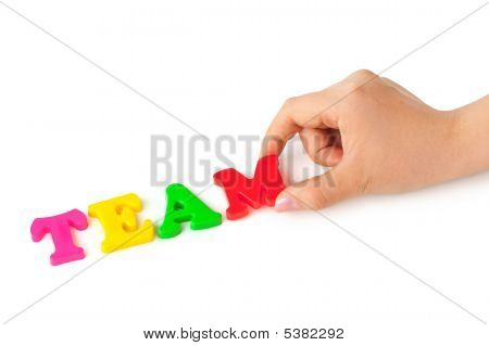 Hand And Word Team