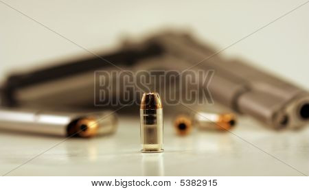 Hollow Point Bullet
