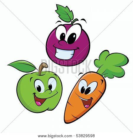 Apple Grape Carrot
