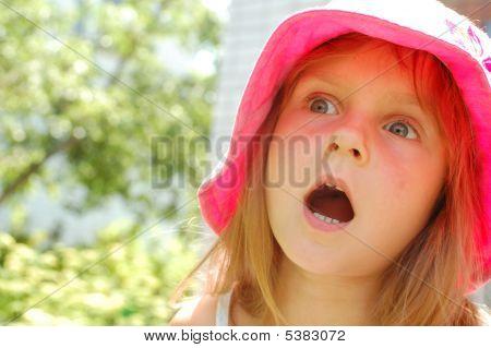 Open-eyed Girl