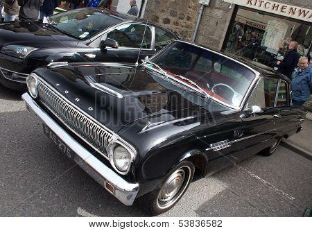 Classic Ford Futura