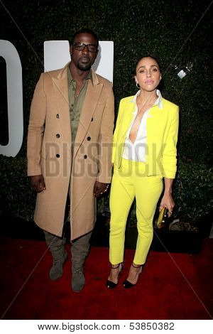 LOS ANGELES - NOV 11:  Lance Gross at the