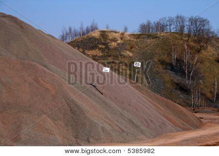 Scene At The Gravel Pit