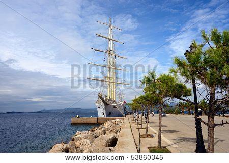 Harbor Of Pylos