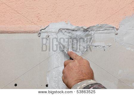 Plaster And Gypsum