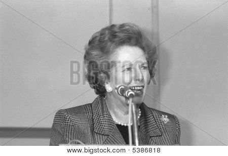 Rt.Hon.Margaret Thatcher