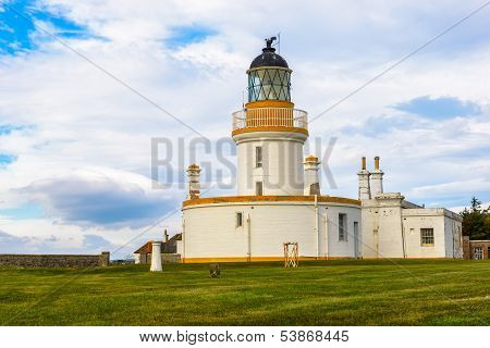 Chanonry lighthouse, Scotland