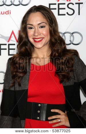 LOS ANGELES - NOV 12:  Diana DeGarmo at the
