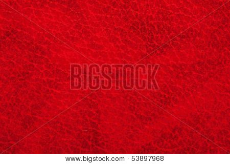 Texture Of A Red Indistinct Grid