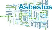 Asbestos Word Cloud