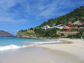 picture of west indies  - Flamands beach - JPG