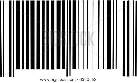 Código de barras.