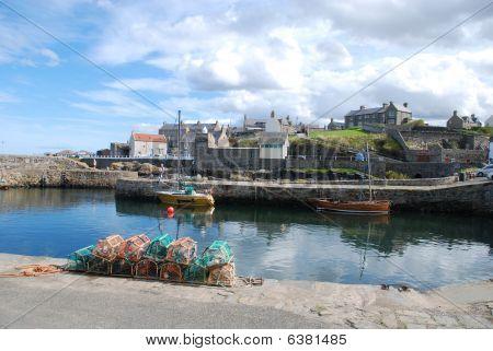 17th century harbour