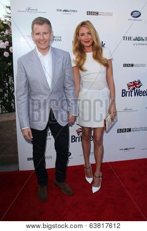 LOS ANGELES - APR 22:  Cat Deeley at the 8th Annual BritWeek Launch Party at The British Residence on April 22, 2014 in Los Angeles, CA