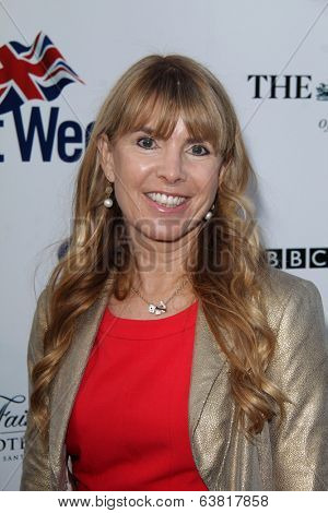 BODHILOS ANGELES - APR 22:  Julia Verdin at the 8th Annual BritWeek Launch Party at The British Residence on April 22, 2014 in Los Angeles, CA
