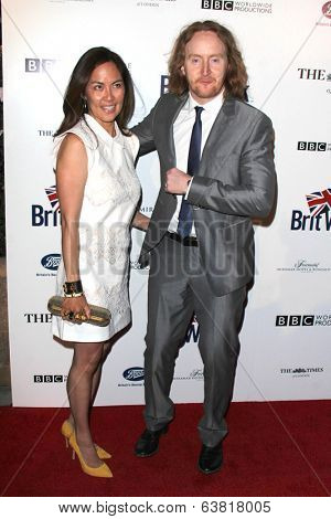 BODHILOS ANGELES - APR 22:  Tony Curran at the 8th Annual BritWeek Launch Party at The British Residence on April 22, 2014 in Los Angeles, CA
