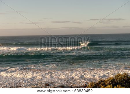 Johanna Beach Surf Swell