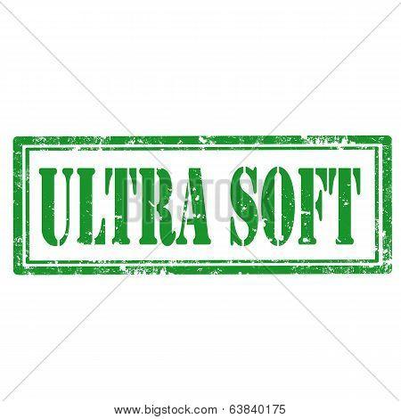 Ultra Soft-stamp