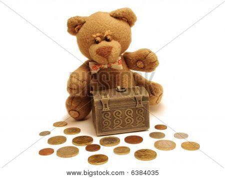Teddy Bear& savings