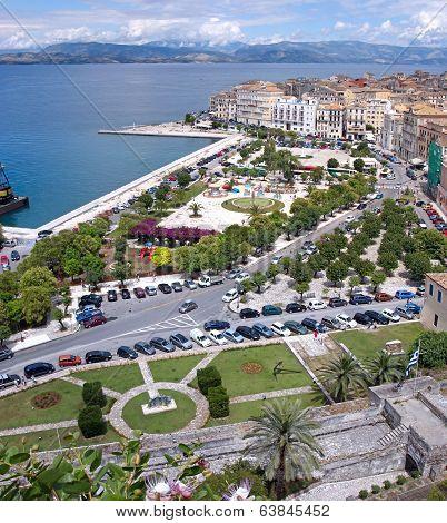 Mediterraanean Town