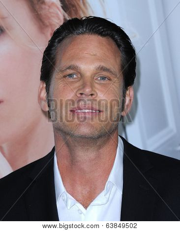 LOS ANGELES - DEC 12:  Chris Browning arrives to the