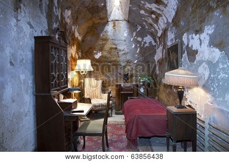 Al Capone Cell in Eastern Penn