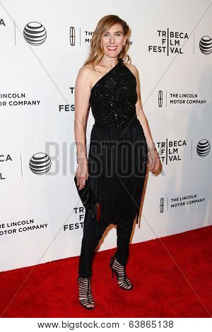 NEW YORK-APR 20: Director Amy Berg attends the
