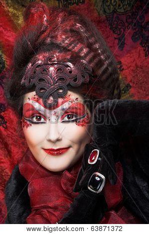 Russian lady