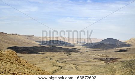Ramon Crater View.
