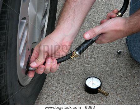 Auto Tire Air