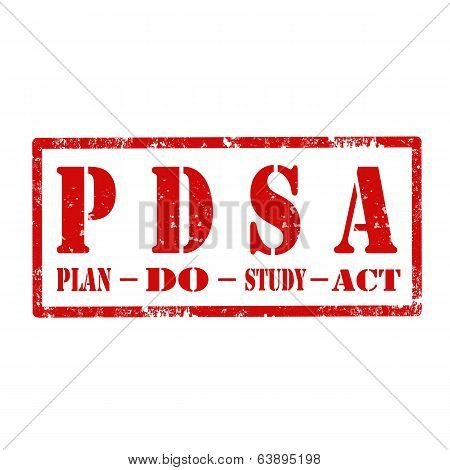 Pdsa-stamp