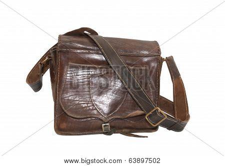 Old Military Bag